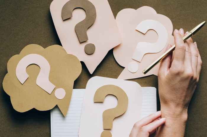 11 The most challenging questions of this tangled world.