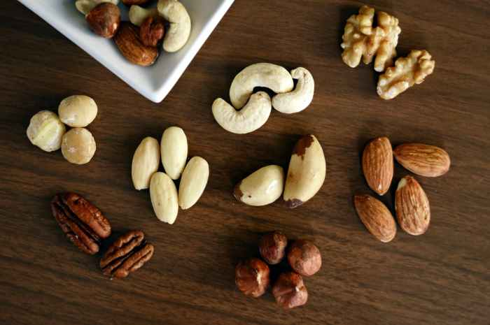 The healthy nuts for converging for our comfortable life.