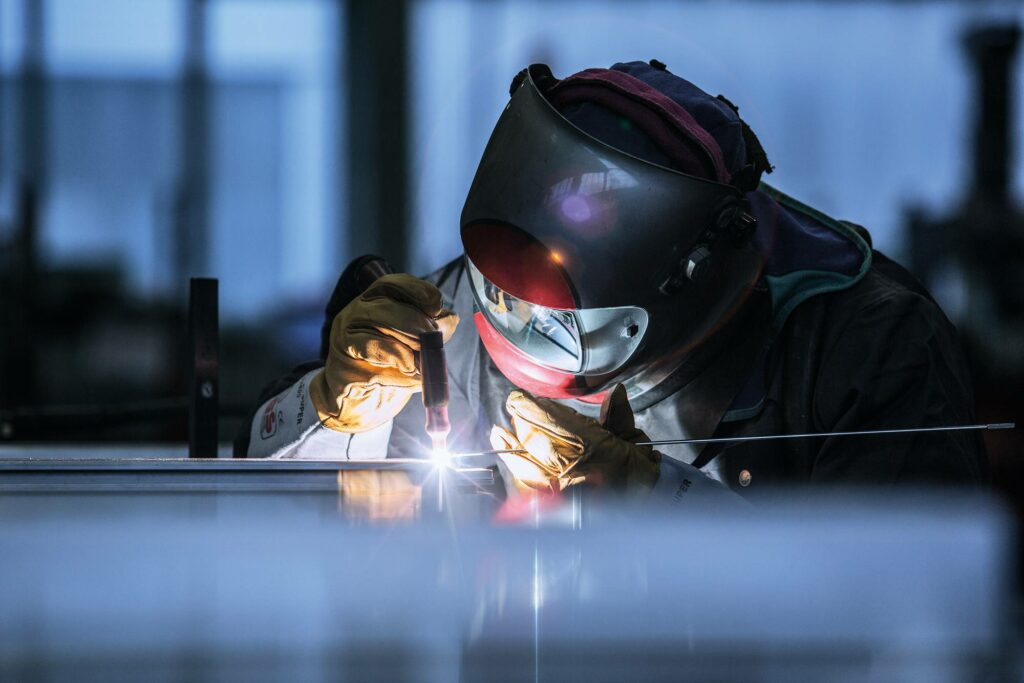 Best TIG welding machine in India for Steel, SS & Aluminium