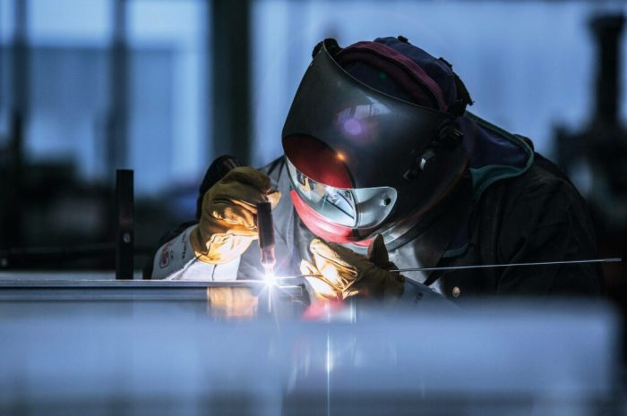 Best TIG welding machine in India – Manual & Robotic.