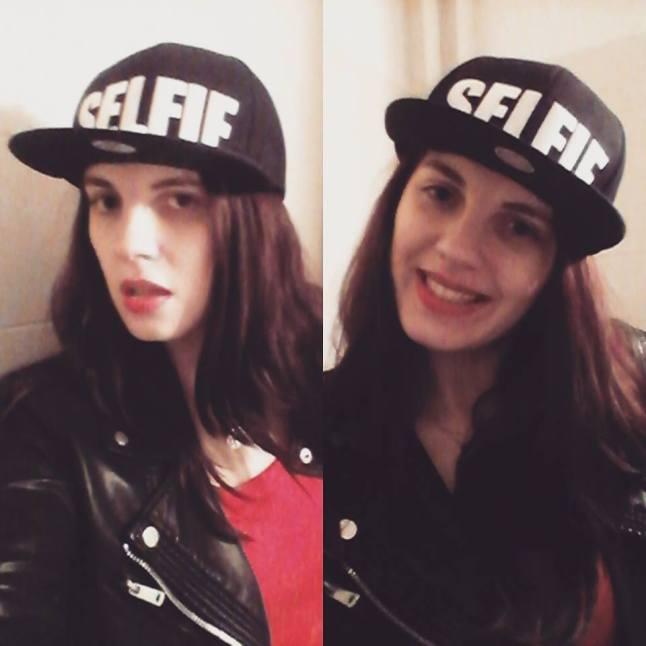 snapback cap outfits on bloggerissa