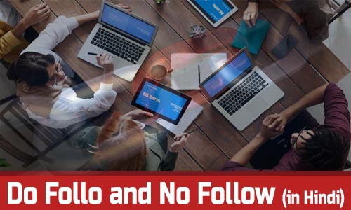 Do follo and No follo Link