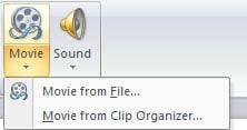 Movie Clip - Presentation