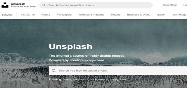 UnSplash Images Download