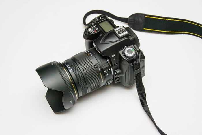 Advantage of Digital camera