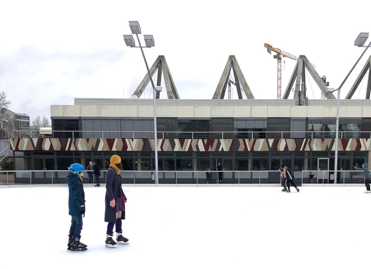 Museum, Shopping und Eislaufen in Berlin – unser Wochenende in Bildern 22. & 23. Februar