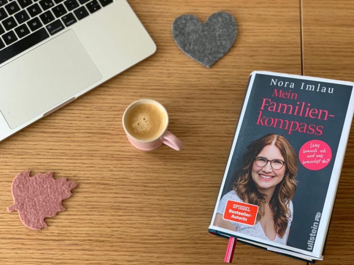 """""""Mein Familienkompass"""" – das neue Buch von Nora Imlau"""