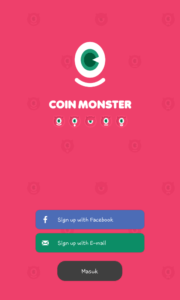 Coin Monster - Isi Pulsa Gratis