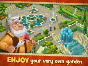 Gardenscapes - New Acres review ( game android terbaik terbaru 2016 - 2017 ) 2