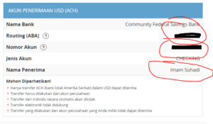 cara setting pembayaran adsense us lewat payoneer terbaru 2