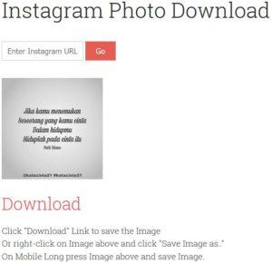 cara download video dan foto instagram lewat hp maupun pc dengan mudah 1