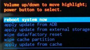 aplikasi untuk masuk recovery mode