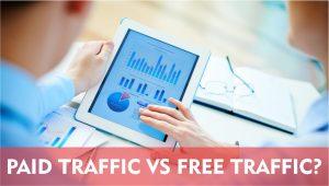 perbedaan serta kelebihan dan kekurangan paid traffic vs free traffic