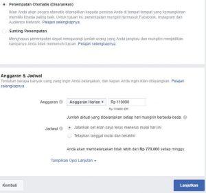 cara membuat iklan di facebook ads 5