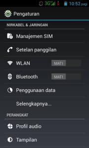 cara hemat kuota agar paket data internet tidak cepat habis di android