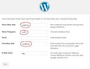 Cara Install WordPress Offline Di Localhost 9