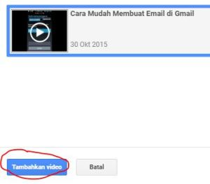 Cara Membuat Playlist Di Youtube Creator Studio 7