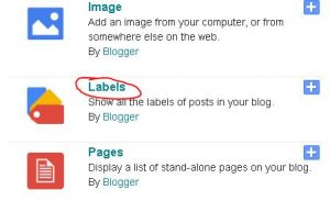 cara membuat label di blogspot 9