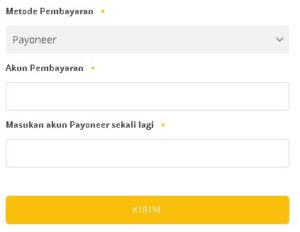 cara setting pembayaran uc news we media lewat payoneer 2
