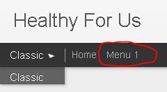 tutorial cara membuat menu di blogspot 9