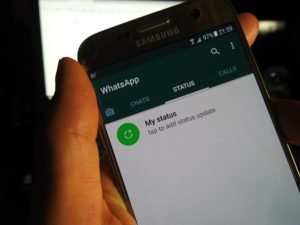 Cara Menyimpan Video Dan Gambar Di Status Whatsapp