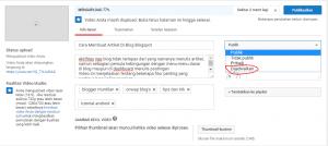 Cara Menerbitkan Video Youtube Secara Terjadwal