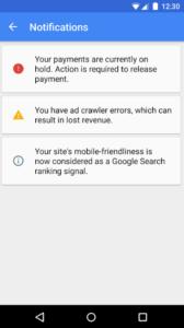 cara melihat statistik penghasilan google adsense lewat hp android 5