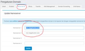cara setting addon domain lewat cpanel hosting 4