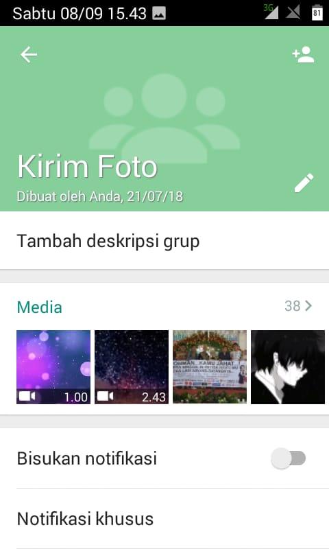 Cara Menambahkan Deskripsi Grub Whatsapp (1)