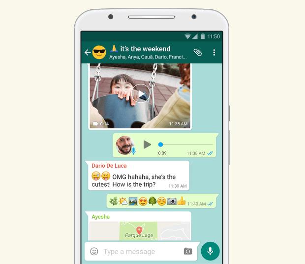 Cara Menambahkan Deskripsi Grub Whatsapp Terbaru 2019