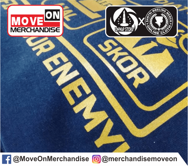 KAOS FOOTBALL MAFIA IS OUR ENEMY BY MOVE ON MERCHANDISE 4