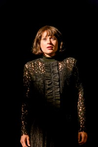 Sian Brooke as Ophelia - Pictures by Johan Persson for The Barbican
