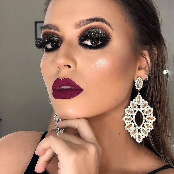 New Years Eve Makeup Ideas You Have To Try - Society19