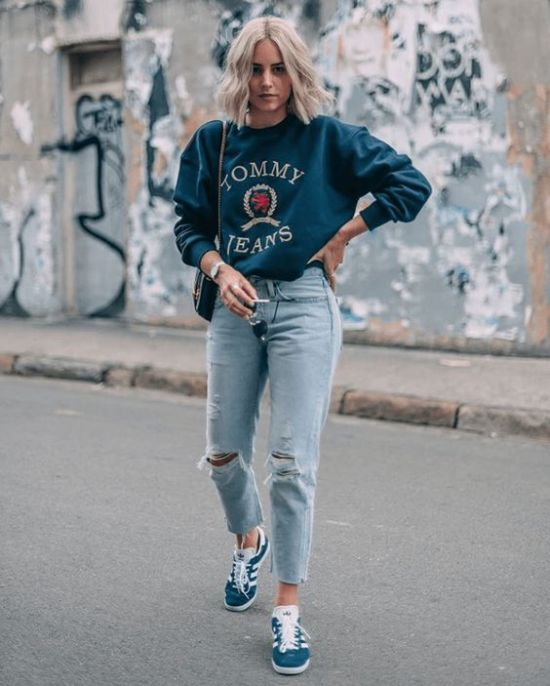 Fashion Advice And Styling Tips For Women's Jeans