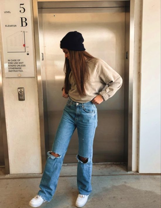 *15 Flirty Ways To Style Low Rise Jeans