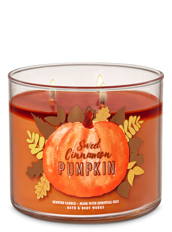 *Best Fall Candles From Bath And Body Works