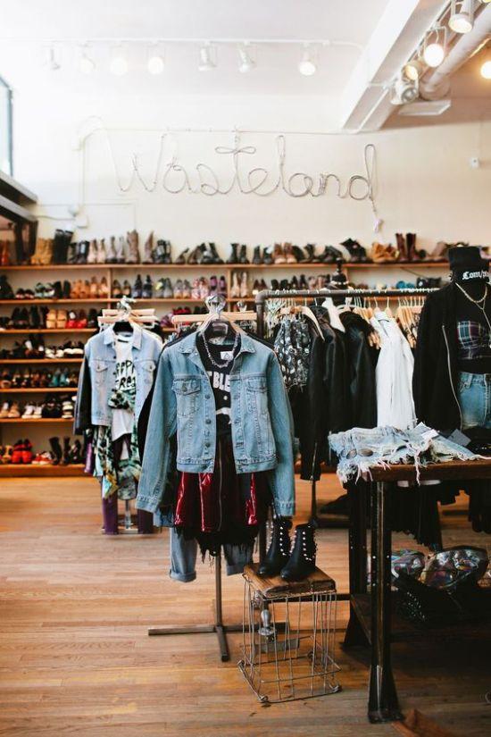Tipps und Tricks beim Trödeln von Outfits