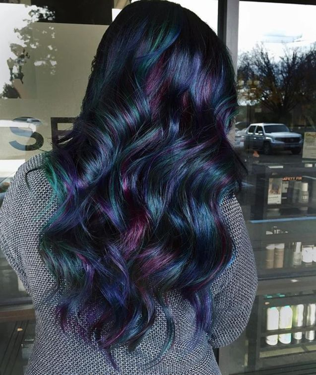Hair Colors For Each Of The Zodiac Signs