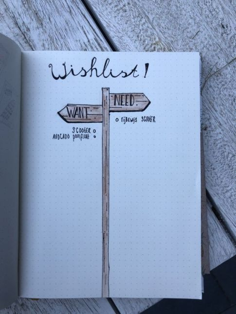 12 Creative Ideas For Your Bullet Journal