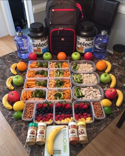 Tips On How To Meal Prep Wisely