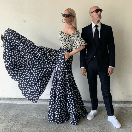 Best Polka Dot Looks For Fall
