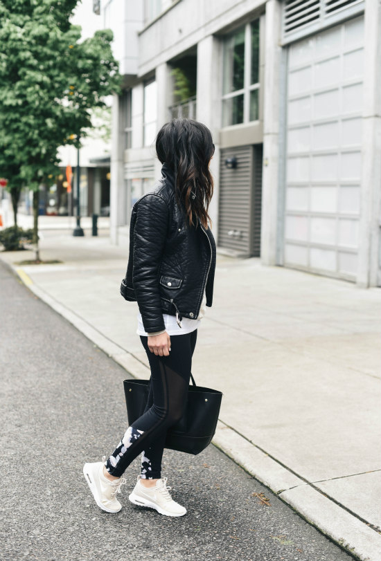 10 Athleisure Outfits You Can Wear For Any Daytime Activity