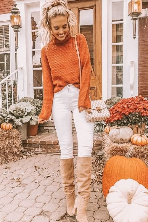 20 Thanksgiving Fall Outfits