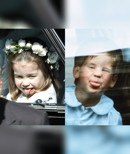 10 Times Princess Charlotte Was Our Favorite Member of The Royal Family