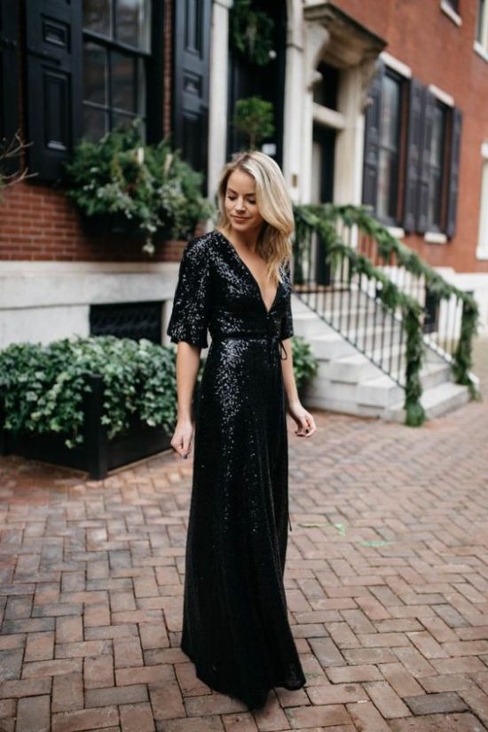 *7 Formal Wedding Guest Dresses That Are Classy AF