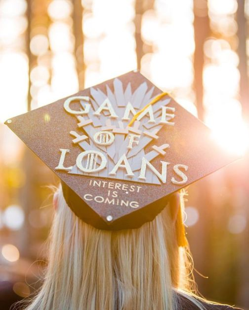 10 Graduation Cap Decorations That You're Going To Want To Try