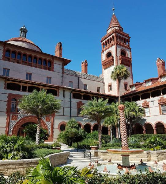 10 colleges with outrageous amenities!