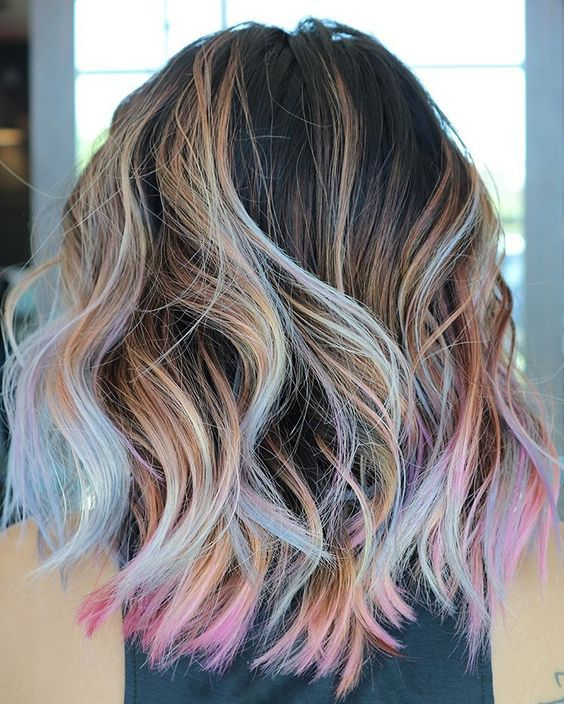 Dye Your Hair These Fun Colors Just In Time For Summer