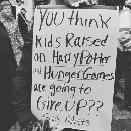 20 Best Protest Signs From Marches That You Have To See