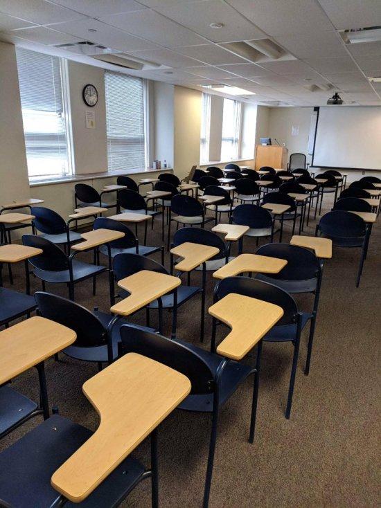 Where To Study Quietly At SDSU